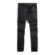 大人の魅力 ヒューゴボメンズパンツコピーHUGO BOSSスーパーコピーRegular-fit jeans in diamond-brushed細身 無地生地