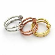 カルティエ スーパーコピー指輪レディースコピー人気品B4210800CARTIERジュストアン クル リングコピー洗練さエレガントプレゼント多色可選択