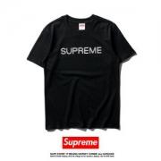 ブランド 激安 サイト_シュプリームコットンtシャツスーパーコピープリントロゴクルーネック吸汗速乾性supreme半袖tシャツコピー不思議な魅力着心地良い