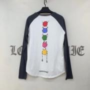 大好評アイテム 人気高いアイテム クロムハーツ CHROME HEARTS 長袖Tシャツ 2色可選