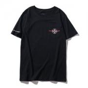 クロムハーツ CHROME HEARTS 2018新作大注目 半袖Tシャツ 2色可選 超人気最新作