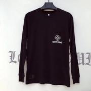 クロムハーツ CHROME HEARTS 長袖Tシャツ 激レア商品 2色可選 人気新品*超特価