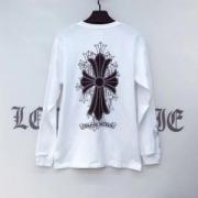 長袖Tシャツ 話題の商品 品質高き人気アイテム 2色可選 クロムハーツ CHROME HEARTS
