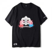 クロムハーツ CHROME HEARTS 2018新作大注目 半袖Tシャツ 2色可選 人気新品*超特価
