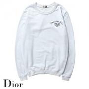 2018年トレンドNO1 ディオールスウェットシャツコピー 2色 Diorスーパーコピー カジュアル クルーネック 超人気モデル入荷