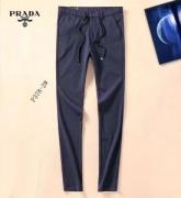 PRADA メンズズボンスーパーコピー ボア付き暖かく 無地デザインビジネスにも プラダコピー 肌触り抜群のいい ストレッチ伸縮性も抜群  カワイイ雰囲気