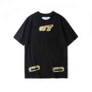 OFF BLACK 2色可選 大人っぽく見せてくれ 2019年春夏のトレンド Off-White オフホワイト 半袖Tシャツ