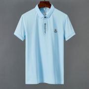 モンクレール MONCLER Tシャツ/ティーシャツ 3色可選 2019トレンドスタイル! 最新先取りおしゃれなロゴ入り