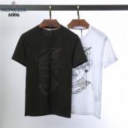 王道コンビ モンクレール MONCLER Tシャツ/ティーシャツ 2色可選 2019魅力的な新作 夏のコーデにぴったり