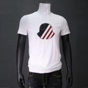 2色可選 2019SSのファッション 完売品夏に大活躍間違いなし モンクレール MONCLER Tシャツ/ティーシャツ