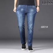 ファッションの最先端!Slim-fit jeans in bright-blue stretch denim HUGO BOSS ヒューゴボス スーパーコピー ジーンズ