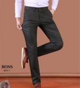 大人っぽいイメージがあるモデル ズボン メンズ ヒューゴボス HUGO BOSS スーパーコピー ビジネス 相性抜群 3色可選