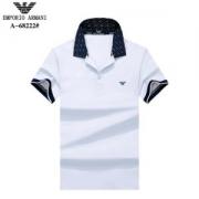 アルマーニ tシャツ 通販 今季の限定定番コレクション コピー EMPORIO ARMANI メンズ 4色可選 抜群な通気性 品質保証