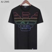 アルマーニ EMPORIO ARMANI メンズ tシャツ 2019春夏で大人気の限定新品 ロゴ入り カラフル コピー 4色選択可 最安値