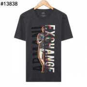 アルマーニ コピー tシャツ メンズ オシャレさんが必ずお手に入れるアイテム ファッション コーデ 4色可選 品質保証
