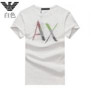 アルマーニ メンズ tシャツ 今季で最新のファッショントレンド Armani Exchange ロゴディテール 3色選択可 コピー