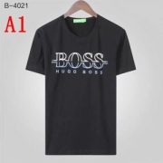 Hugo Boss メンズ トップス 2019SSで一番注目されたコレクション ヒューゴボス 服 プリント コピー 最安値 多色選択可