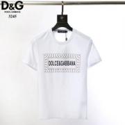 ドルチェ&ガッバーナ tシャツ メンズ 普段使いにぴったりした定番モデル コピー Dolce & Gabbana 2色可選 コーデ 激安