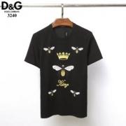 ドルガバ tシャツ メンズ セレブたちにも多数愛着アイテム Dolce & Gabbana スーパーコピー ブラック ホワイト 品質保証
