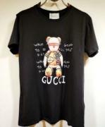 グッチ GUCCI オシャレに見せられます 半袖Tシャツ 3色可選 春夏限定定番 2019年春夏の流行アイテム