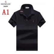 新作限定めっちゃ綺麗色 モンクレール MONCLER やっと見つけた国内即発  半袖Tシャツ 多色可選 2019限定 男性に人気