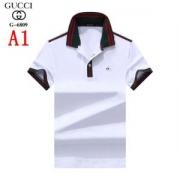 半袖Tシャツ 優しい雰囲気を与えてくれる グッチ今注目度が上がって  GUCCI  多色可選 トレンドカラー