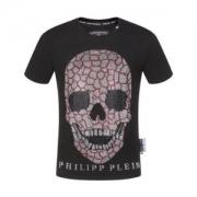 ファッションに取り入れたスタイル  フィリッププレイン 抜け感のある  PHILIPP PLEIN 2019トレンドスタイル!  半袖Tシャツ