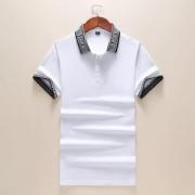 より格好良さが際立ちます! ヴェルサーチ VERSA 着こなしが簡単につくれる 2色可選 2019年春夏のトレンド 半袖Tシャツ